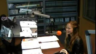 Connie Talbot on ICRT (2014/11/27)