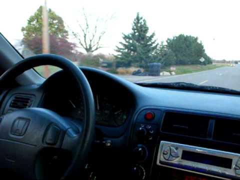 2000 Honda Civic 1.6 EX VTEC