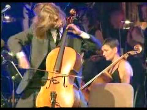 Thumbnail of video Final Countdown cello and orchestra