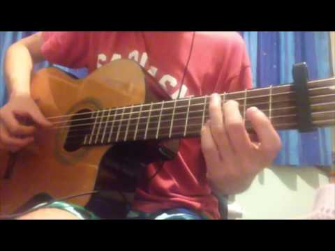 Russian Roulette - Red Velvet (레드벨벳) Fingerstyle Guitar Cover [TABS]