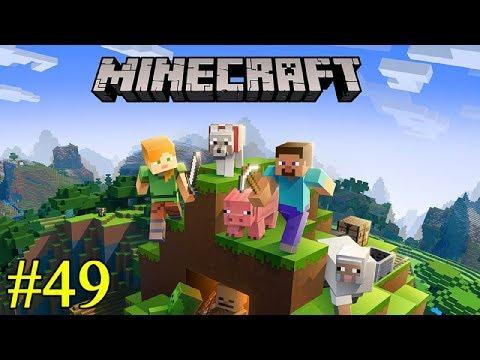 Minecraft ► Вернулся домой ► №49