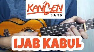 KANGEN BAND IJAB KABUL COVER UKULELE SENAR 4