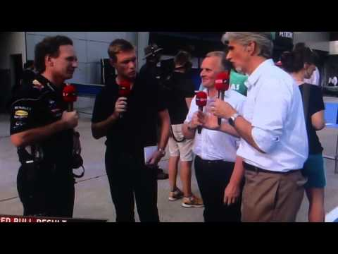 Sebastian Vettel Ignores Team Orders - Christian Horner Interview