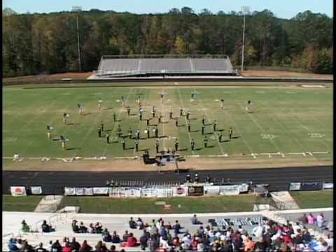 Coosa High School Marching Eagles