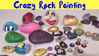 The Crazy Rock Painting Experiment