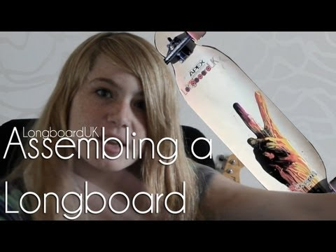 LongboardUK: How to Assemble a Longboard