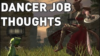 FFXIV: Dancer Job Thoughts