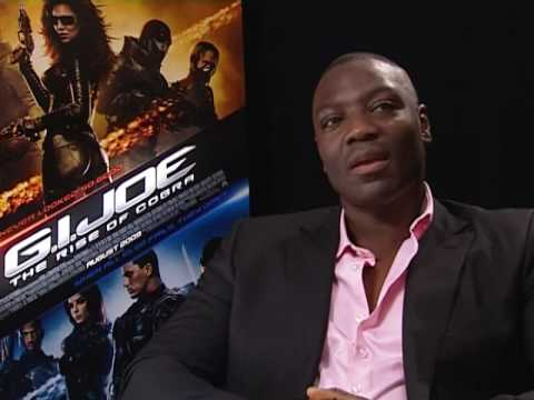G.I. Joe : Adewale Akinnuoye-Agbaje : Exclusive Interview