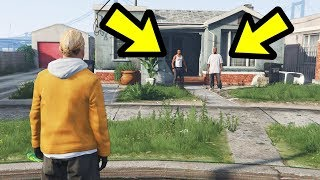 What Happens if You Visit CJ's House in Prologue?
