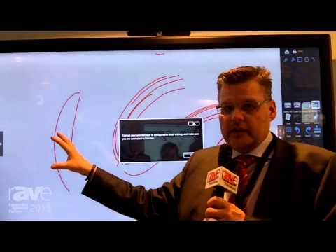 ISE 2015: InFocus Touch Screen Solutions Presents Mondopad Series