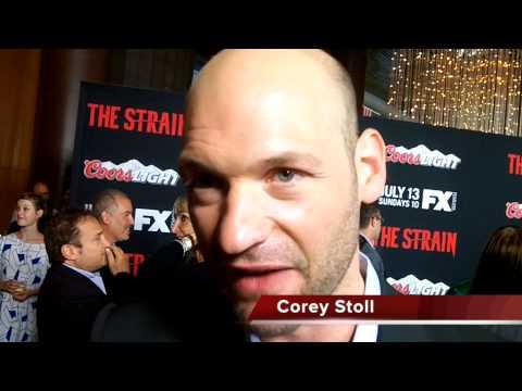 Corey Stoll Talks THE STRAIN