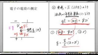高校物理解説講義:「電子の発見」講義7