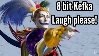 Kefka the crazy mother f***er is here! Dissidia trailer reaction