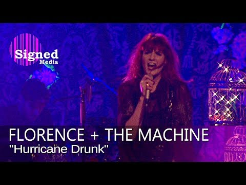 Florence + the Machine - Hurricane Drunk | live in Berlin (2010)