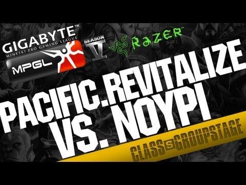 Pacific.Revitalize vs. Noypi [GMPGL 5-1 Class S Groupstage]