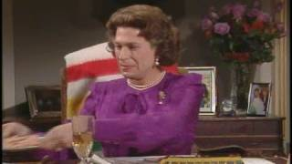 Kids In The Hall - Message from Queen of England To Canada