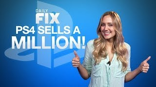 PS4 Sells A Million In 24 Hrs & Win A Xbox One Game - IGN Daily Fix 11.18.13