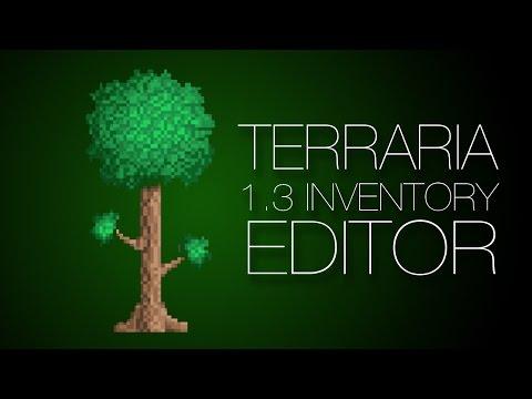 Terraria 1.3 Inventory Editor!