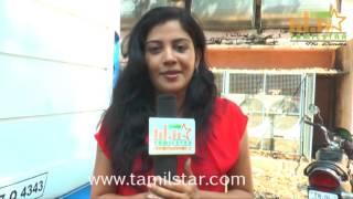 Sshivada At Adhe Kangal Movie Team Interview