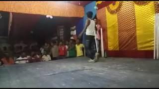 Recording dance bangla mahipal WB