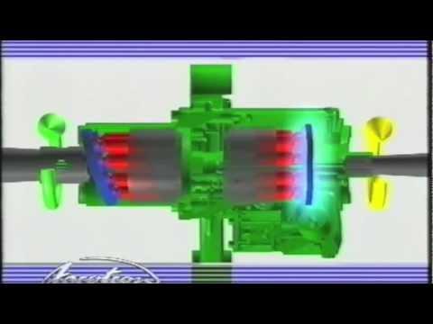 DEUTZ-FAHR TTV - Getriebe