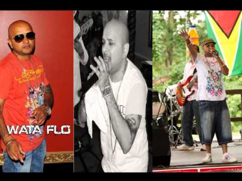 Wata Flo - Girl From Guyana ( Chutney / Soca ) ( Remix )