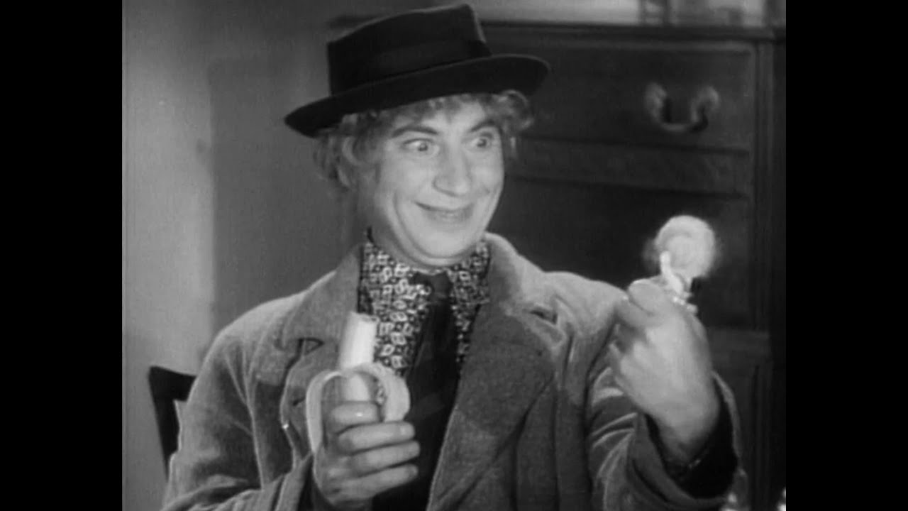 Alexander Asro Harpo and the Little Doll