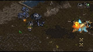 Light (T) v GuemChi (P) on Fighting Spirit - StarCraft  - Brood War REMASTERED