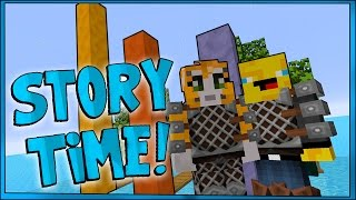 Minecraft - TIME TRAVELLERS! - STORY TIME! #17 W/Stampy & Ash!