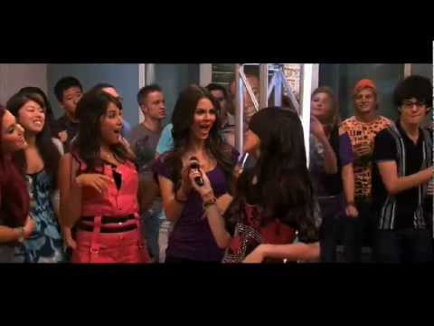 iCarly & Victorious Cast - Leave It All to Shine (Official Music...