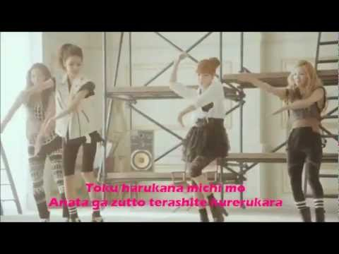 SNSD- All My Love Is For You MV [Lyrics On Screen]