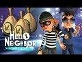 LA POLICE ET LE VOLEUR (Hello Neighbor Hide and Seek #2)