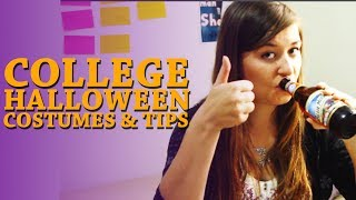College Halloween Costume Ideas and Party Tips for the White Girl Wasted Crowd