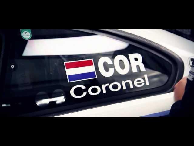 """""""Major Tom"""" meets BMW M3 DTM - BMW Motorsport."""