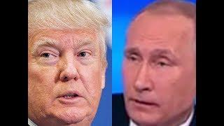Путин и Трамп не могут договориться по Сирии из-за Ирана