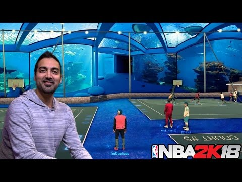 RONNIE2K & LD2K CONFIRM NEW PARKS IN NBA 2K18!! NBA 2K18 MYPARK WILL BE LIT!?