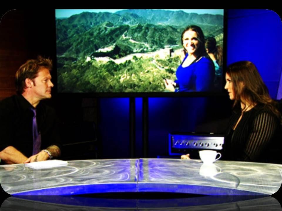 Chris Jericho Podcast Stephanie Mcmahon With Chris Jericho Podcast