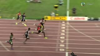 蘇炳添9.99秒晉身決賽----2015 北京世界田徑錦標賽 2015-08-24