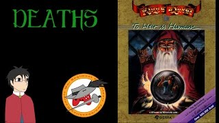 SCWRM Plays King's Quest III (AGD) - The Deaths (Part 2)