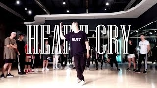 Heart Cry Drehz Choreography Kevin From The Project
