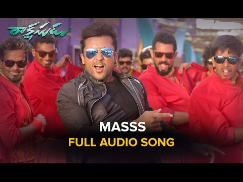 Masss | Full Audio Song | Rakshasudu