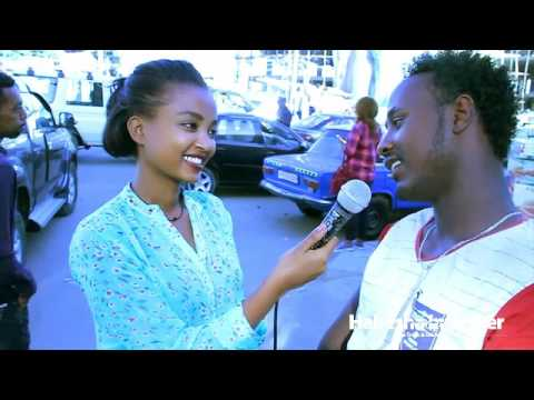 Ethiopia - People of Addis Ababa about Donald Trump
