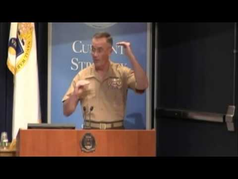 Gen. Joseph Dunford Jr. on Experience