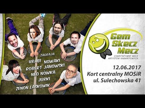 Gem, Skecz, Mecz – Charytatywny mecz artystów kabaretowych. 12.06.2017