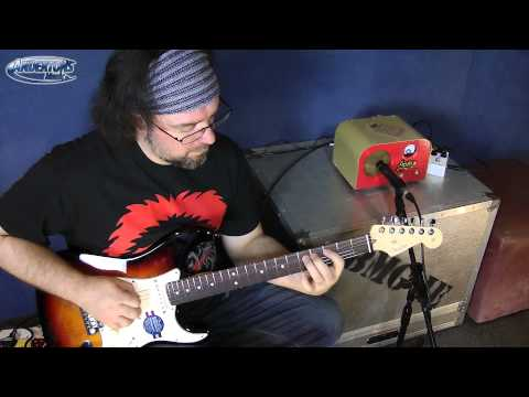 Fender Pawn Shop Greta - 2 Watt All Valve Guitar Amplifier