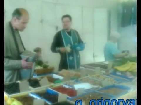 Луганский священник - новый вид заработка?