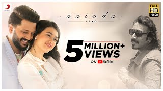 Aainda - Official Video | Arko | Riteish Deshmukh | Madalina Bellariu | Latest Hit Song 2017