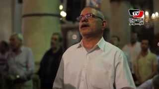 صلوات أسبوع الآلام بالكنيسة الأرثوذوكسية