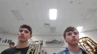 Sleigh Ride From The Trombonist 39 S Perspective