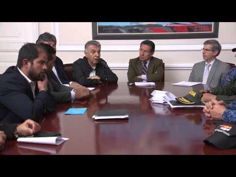 Acuerdo entre el Gobierno y sindicatos del Inpec - 10 de enero de 2015